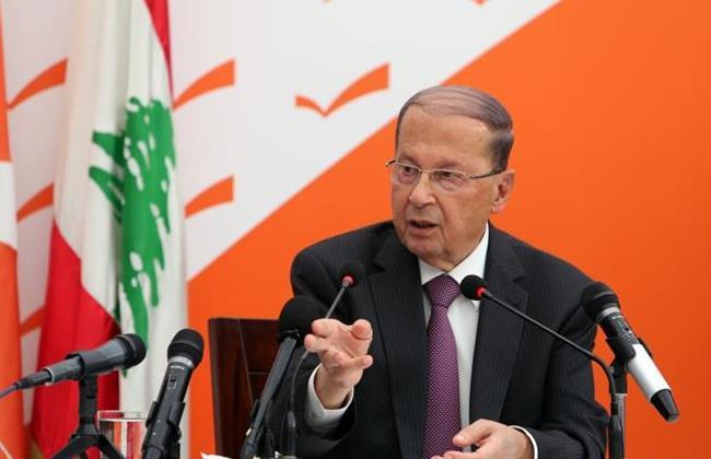 لبنان يعتبر قانون القومية الاسرائيلي عدوانا جديدا على الشعب الفلسطيني