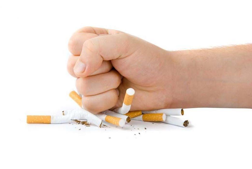 استنشاق رائحة لطيفة يمكن أن تقلل من الرغبة في التدخين