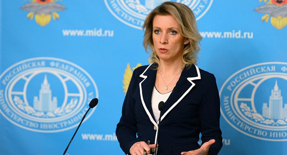 الخارجية الروسية : واشنطن وحلفاؤها يحاولون إنشاء شبه دولة في شمال شرق سوريا