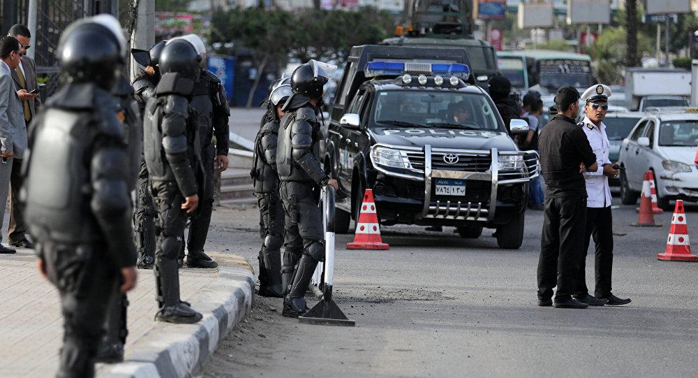 الداخلية : مصرع عنصر إجرامى فى تبادل لإطلاق النار مع الأمن بالجيزة
