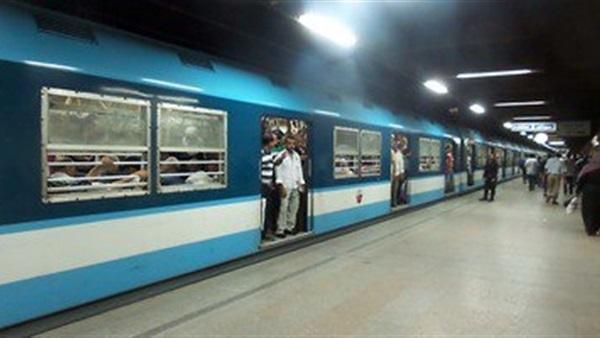 رئيس مترو الأنفاق والعضو المنتدب يتفقدان ورشة الصيانة بالخط الثاني