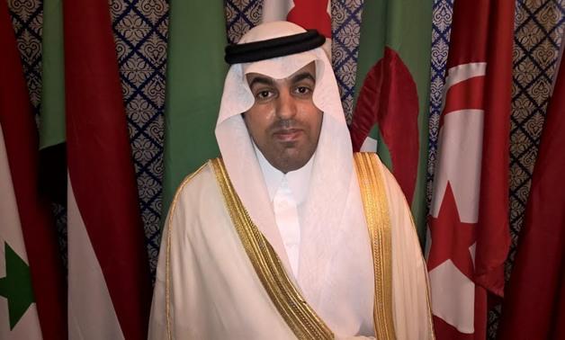 البرلمان العربى يرحب بنتائج المؤتمر الدولى للشراكة مع السودان