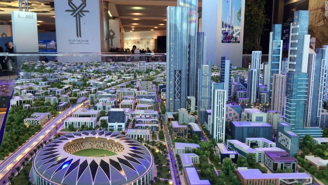 العاصمة الإدارية الجديدة حلم مصري جديد