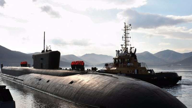 """الغواصات الروسية """"تثير قلق"""" حلف شمال الأطلسي"""