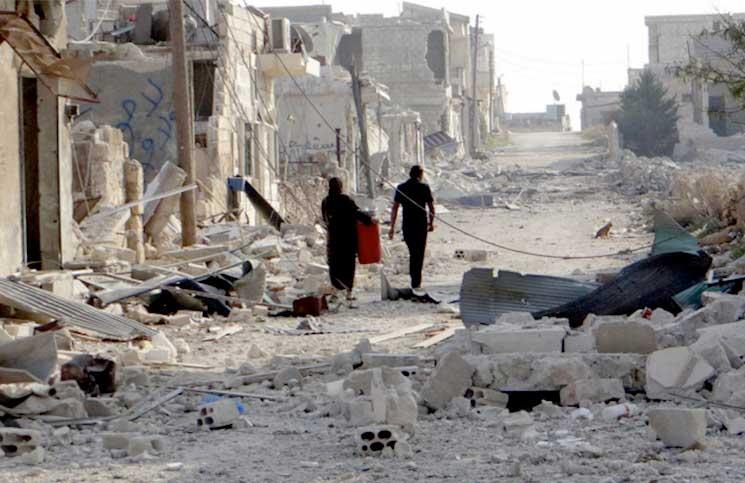 الدفاع الروسية ترصد 4 انتهاكات لنظام وقف العمليات القتالية في سوريا