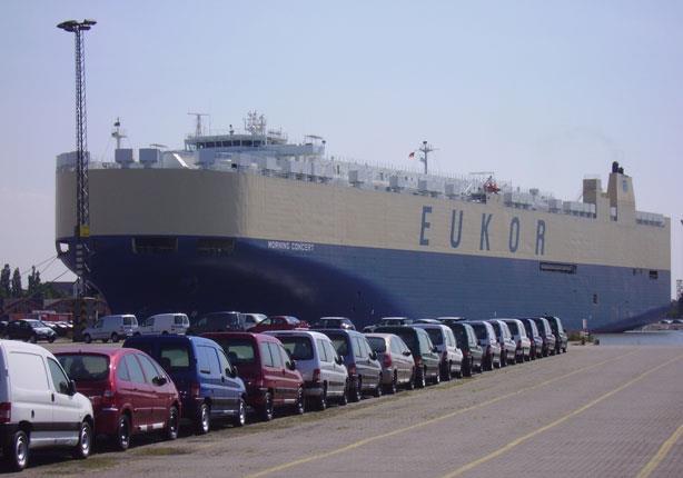 جمارك الإسكندرية أفرجت عن سيارات بـ2,8 مليار جنيه فى مايو الماضى