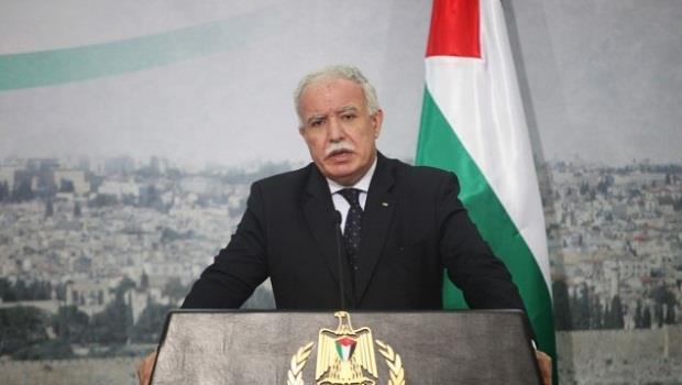 وزير الخارجية الفلسطيني : ندرس خيارات الرد على الاحتلال بشأن ضم أراض جديدة