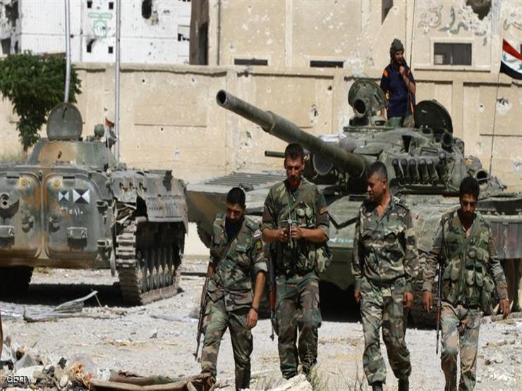المرصد : مقتل 95 عنصرا من القوات السورية والمعارضة في اشتباكات بإدلب