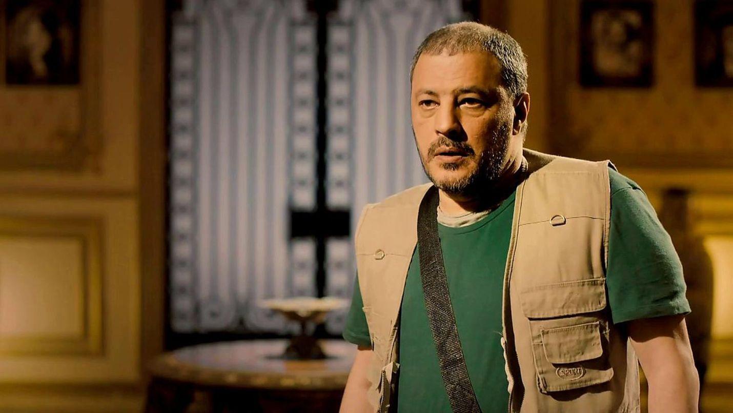 عمرو عبد الجليل يتدرب على اللهجة الصعيدية من أجل مسلسل «طايع»