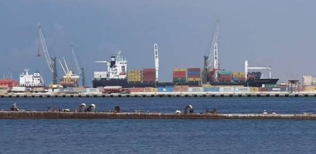 23 سفينة إجمالي التداول بموانيء بورسعيد