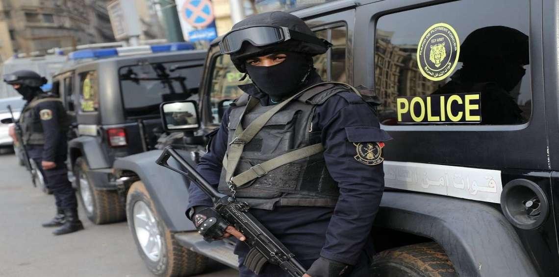 قطاع الأمن الوطنى: مصرع 6 ارهابيين خلال مداهمة وكرهم بالعريش