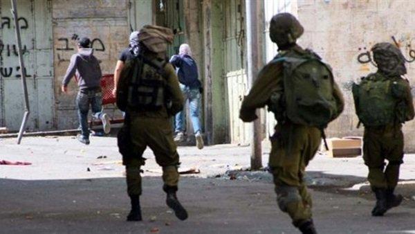 إصابات بالاختناق خلال قمع الاحتلال الإسرائيلى مسيرة مناهضة للاستيطان بنابلس