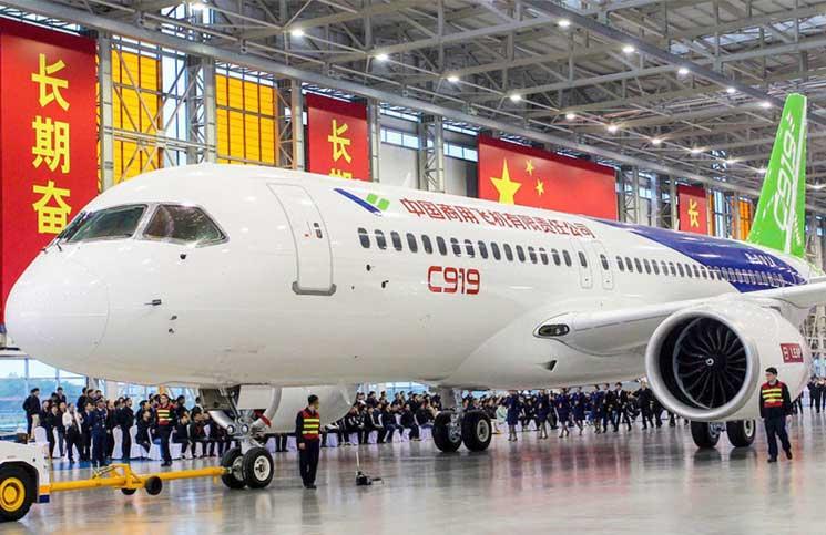 شركة «إيرباص» تزيد إنتاج الطائرة طراز «ايه 320» في الصين