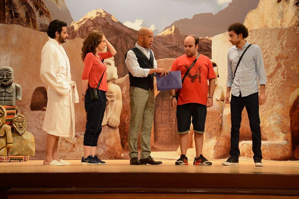 صور | أول عروض الموسم الثالث من «مسرح مصر» الليلة على «MBC مصر»