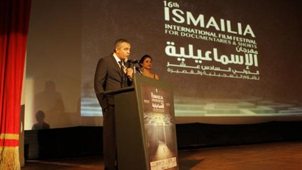 """""""طاهر"""" : مهرجان الإسماعيلية للأفلام التسجيلية استقبل 3 آلاف فيلم"""