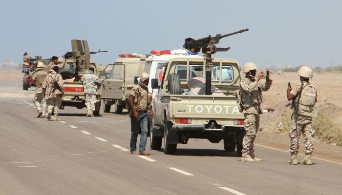 مقتل 12 حوثيا وإصابة 20 آخرين جراء انفجار عبوات ناسفة شمال الضالع باليمن