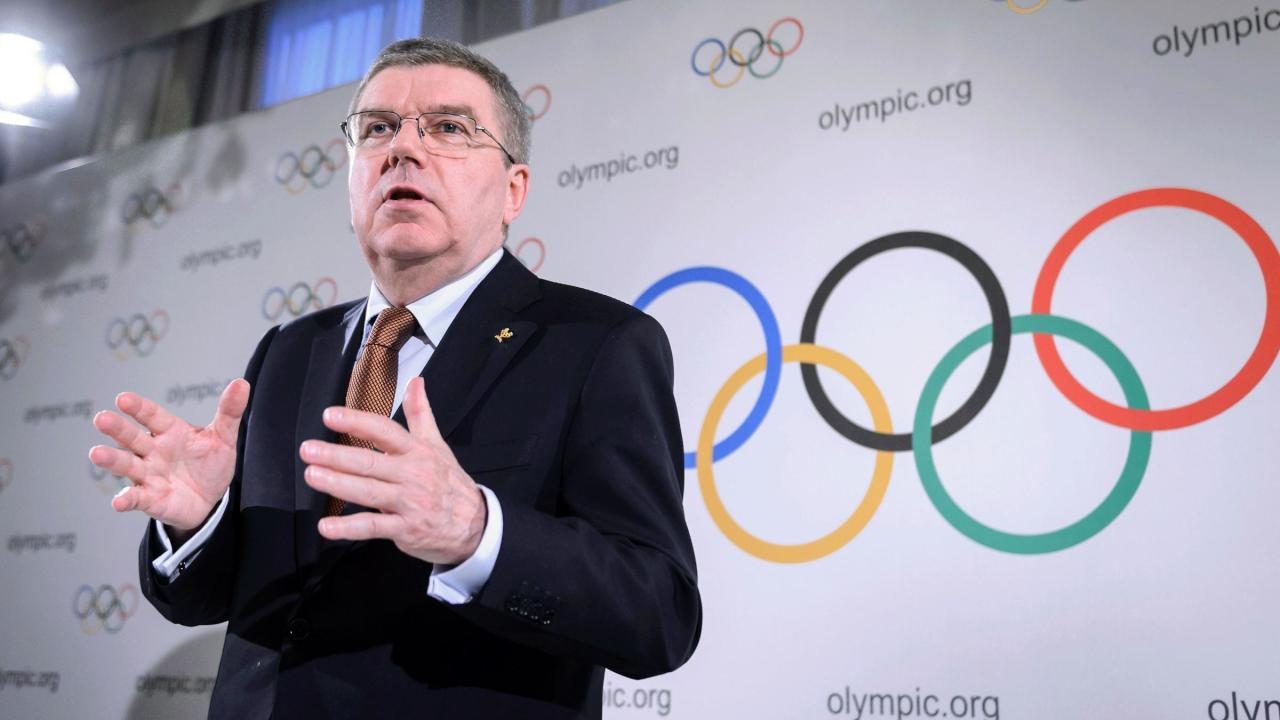 رئيس اللجنة الأوليمبية الدولية يزور كوريا الشمالية بعد انتهاء الألعاب الشتوية