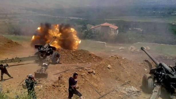 اتفاق على استعادة الجيش السوري مناطق سيطرة الفصائل بالقنيطرة