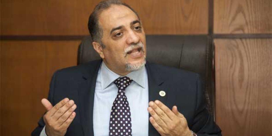رئيس ائتلاف دعم مصر : الشعب المصري لديه حصانة من اعداء الوطن والدين والانسانية
