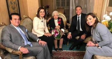 """غدًا .. """"ناظرة"""" 3 وزراء فى الحكومة ضيفة """"مصر النهارده"""""""
