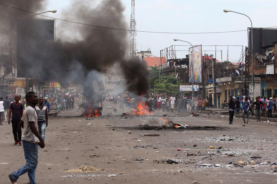 الأمم المتحدة : مقتل حوالي 890 شخصا بأعمال عنف بالكونغو الديمقراطية ديسمبر الماضي