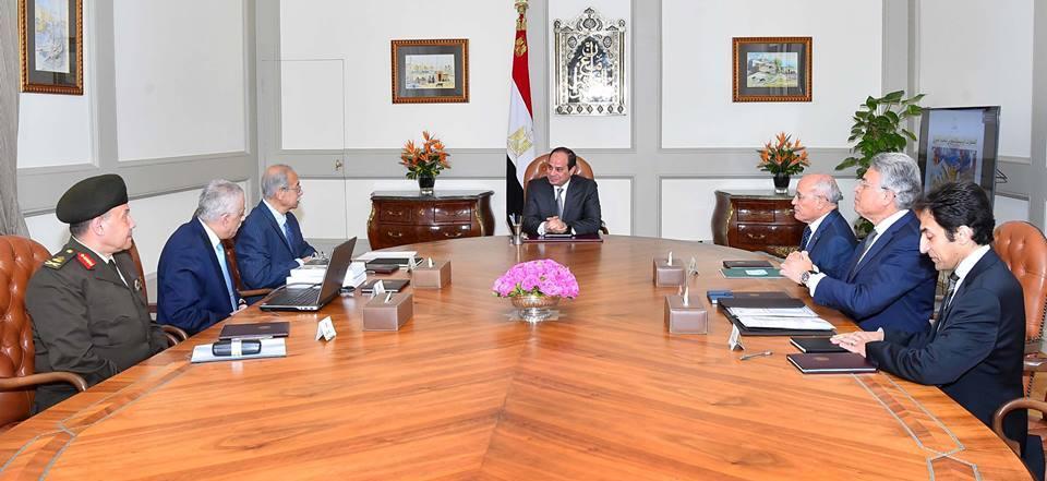 الرئيس السيسي يشدد على أهمية تنمية مهارات الطالب المصري في كافة مراحل التعليم