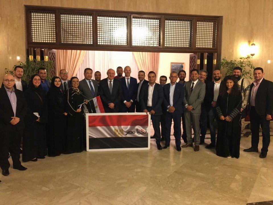 مصر توقع عددا من الاتفاقيات بالمعرض السعودي للامتياز التجاري