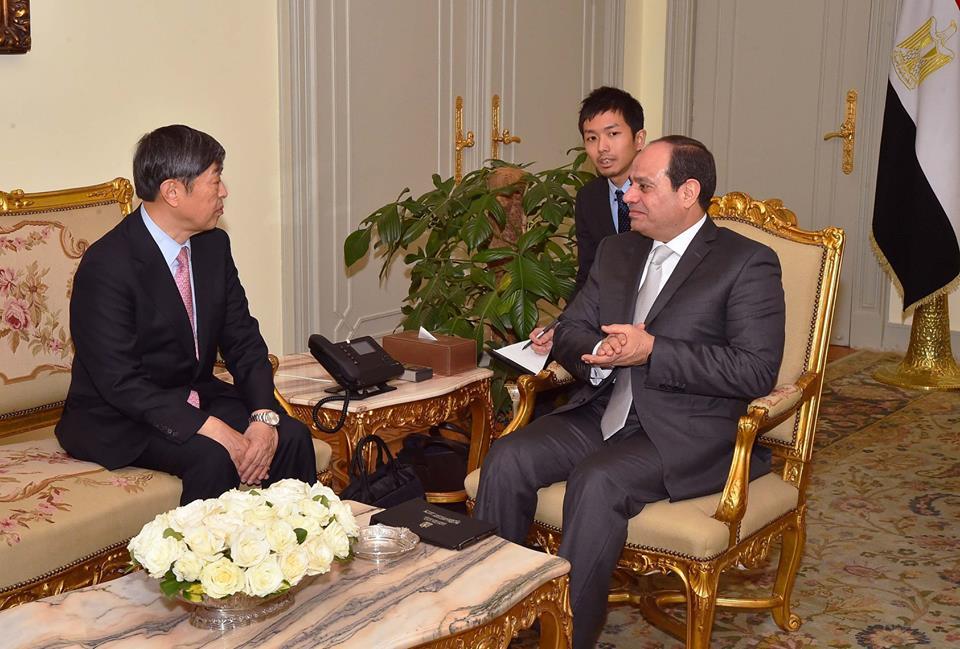 وزير الاقتصاد الأذربيجاني: الرئيس الهام علييف يولي اهتمامًا خاصًا بتعزيز العلاقات مع مصر