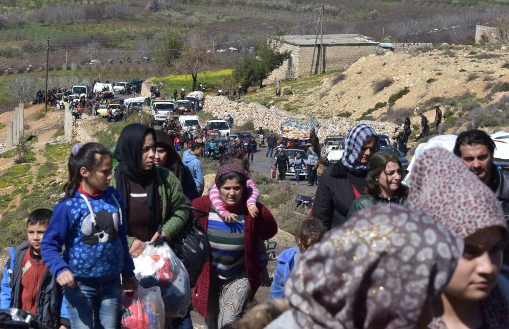 الأمم المتحدة : 70 ألف شخص في عفرين السورية بحاجة إلى مساعدات إنسانية