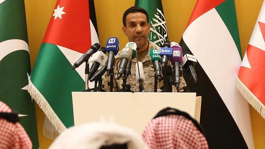 التحالف العربي: سقوط مقذوف حوثي قرب محطة لتحلية المياه في السعودية