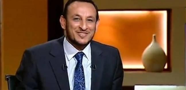 """عمرو الليثى يستضيف الشيخ رمضان عبد المعز غدًا في"""" بوضوح"""""""