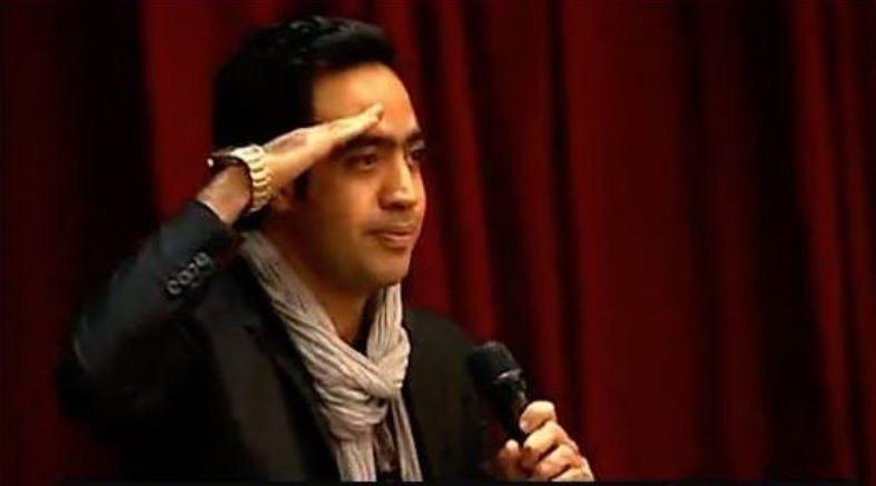 الشاعر عبد الله حسن يقدم أمسية شعرية على المسرح الصغير .. الأربعاء