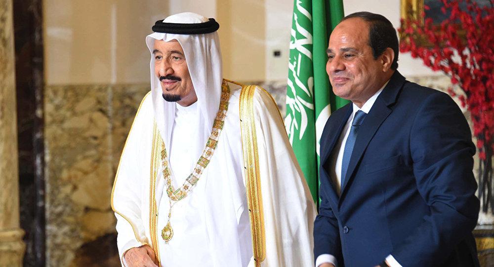 الرئيس السيسي والملك سلمان يشهدان ختام تدريب «درع الخليج»