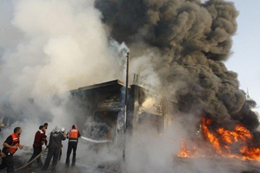 مقتل وإصابة 6 في انفجار عبوة ناسفة بديالى العراقية