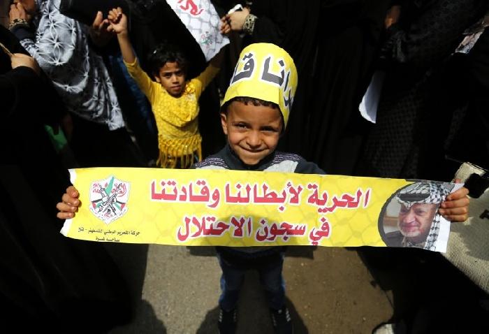 مهرجان شعبي لإحياء يوم الأسير الفلسطيني