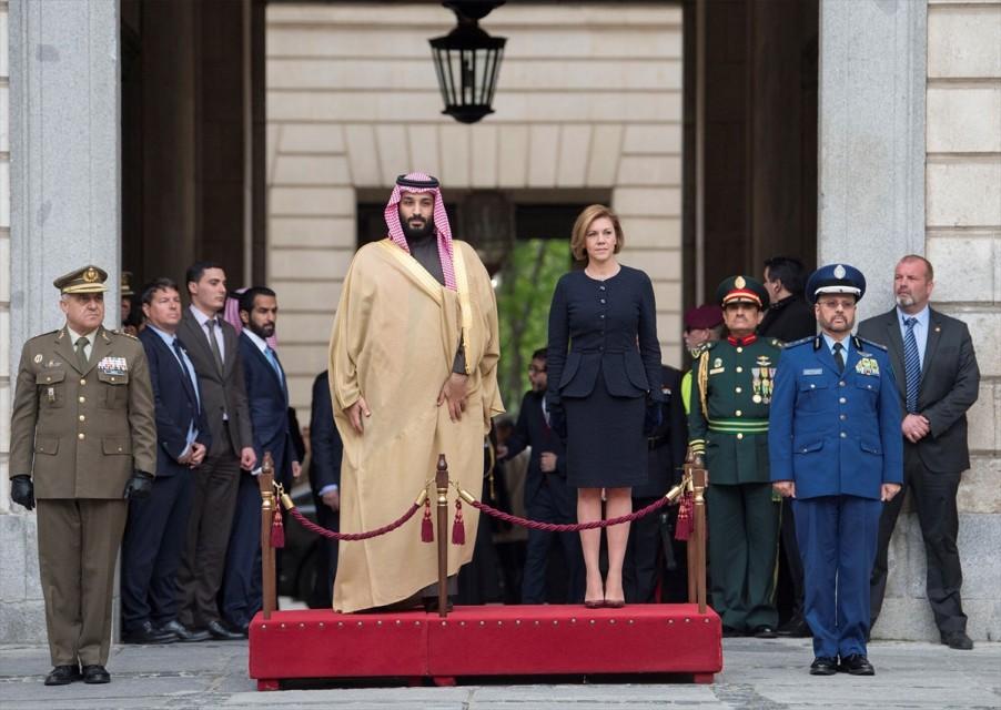 السعودية تشتري طرادات من اسبانيا بقيمة 1,8 مليار يورو