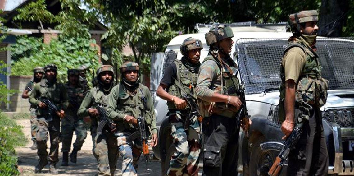 مقتل 3 متمردين في اشتباكات مع القوات الهندية في إقليم كشمير