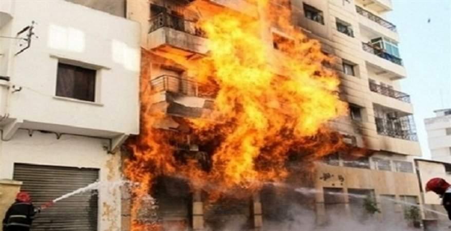 السيطرة على حريق بشقة سكنية بأبو النمرس