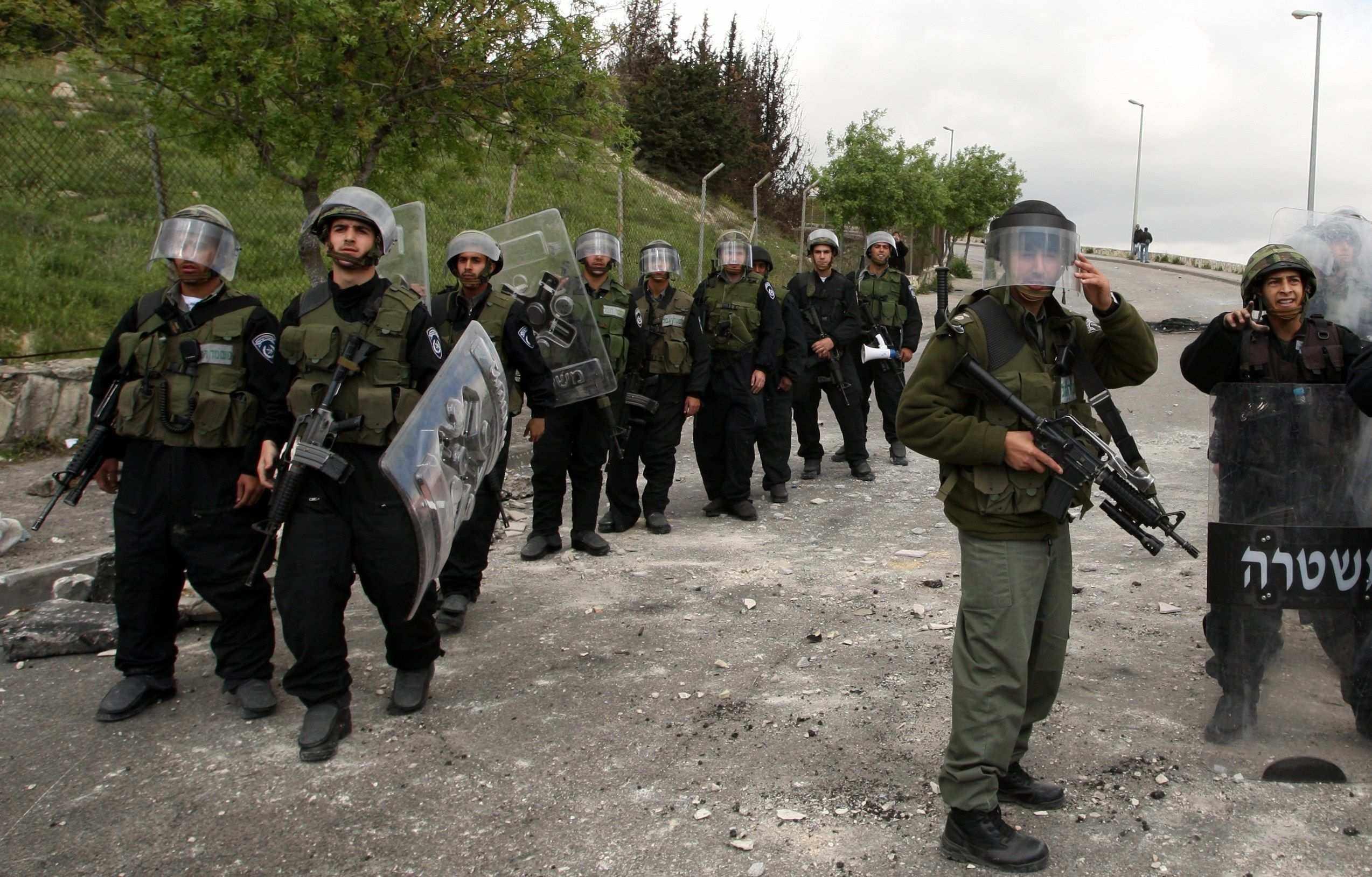 الاحتلال الإسرائيلي يمنع ترميم منازل تاريخية في «تل الرميدة» بالخليل