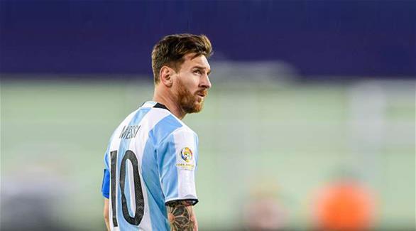 """ميسي : الأرجنتين """"ليست الأفضل"""" في مونديال 2018"""