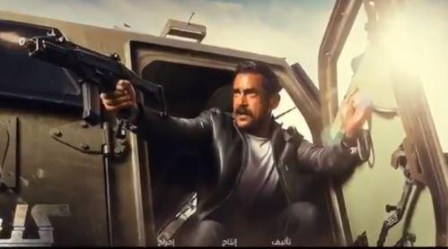"""بالفيديو   بيتر ميمي ينشر كواليس تصوير مسلسل """" كلبش 2 """""""