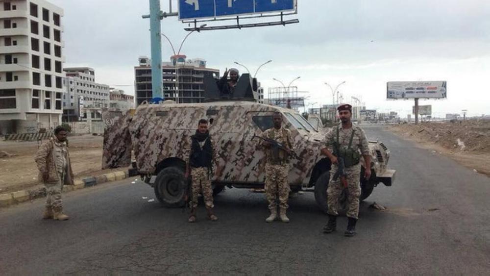 """الجيش اليمني يبدأ تحرير مديرية """"حرض"""""""