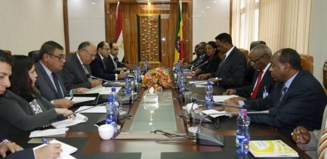 مصر وإثيوبيا و السودان يعلنون المبادئ الخاص بسد النهضة