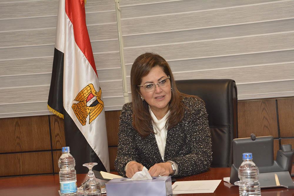 وزيرة التخطيط : مصر تتمتع بمواقف إيجابية في مواجهة فيروس كورونا