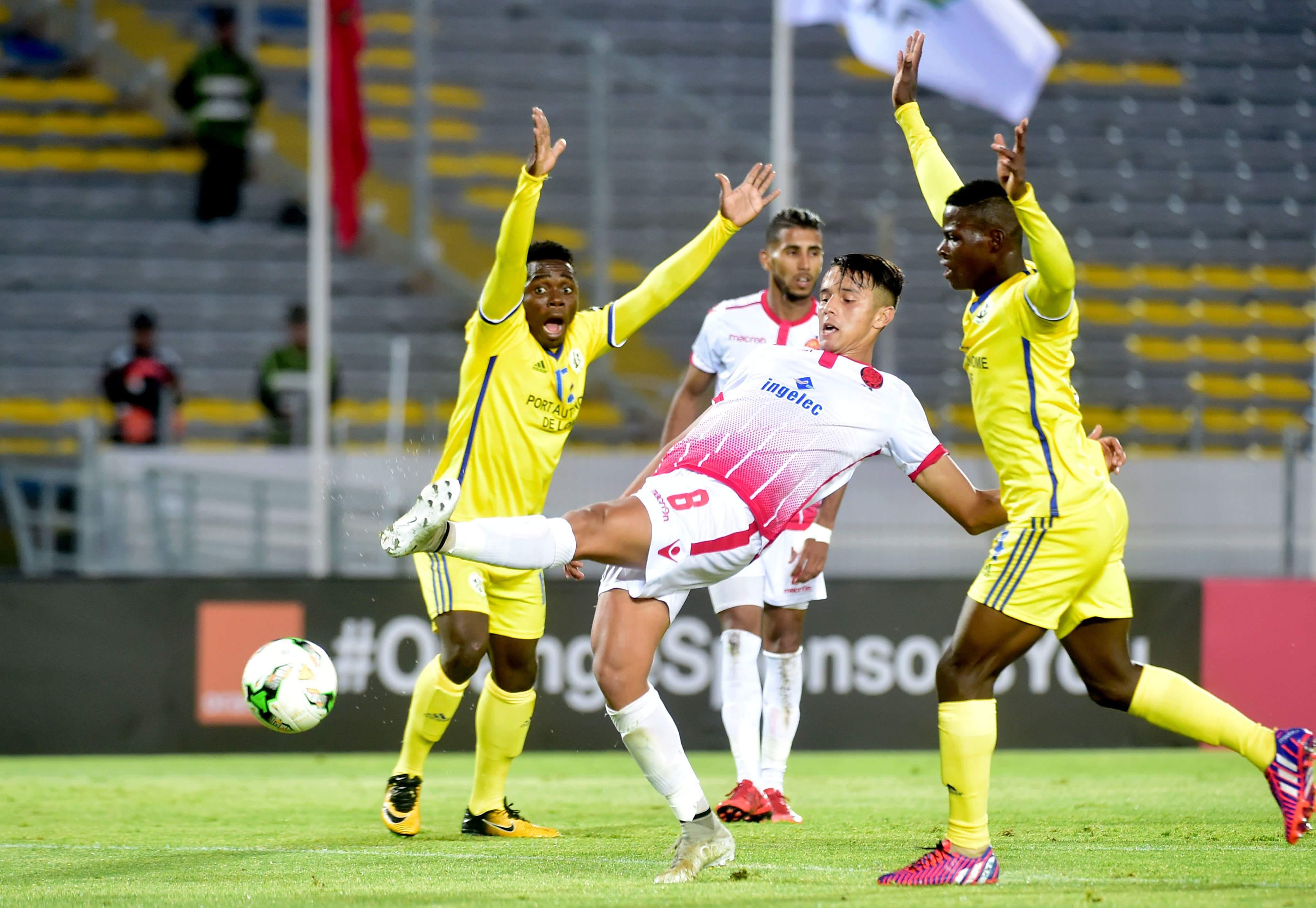 الوداد يهزم توجو بور في دوري أبطال افريقيا