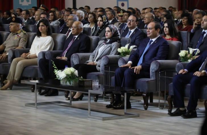 السيسي يتحدث عن حقوق وواجبات المصريين