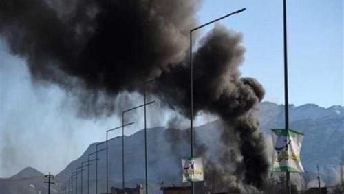 مقتل وإصابة 7 أشخاص بينهم أحد قادة طالبان في انفجار شرق أفغانستان