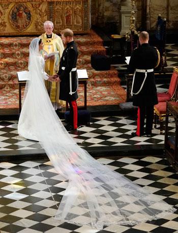 زفاف ملكي للأمير هاري وميجن ماركل يخطف أنظار العالم