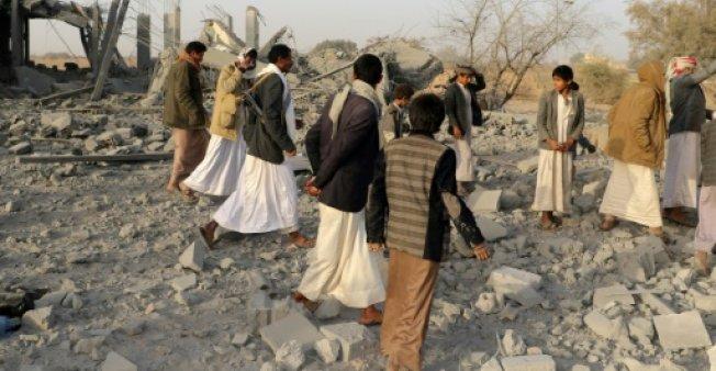 منظمة العفو الدولية قلقة على مصير النازحين جراء المعارك باليمن