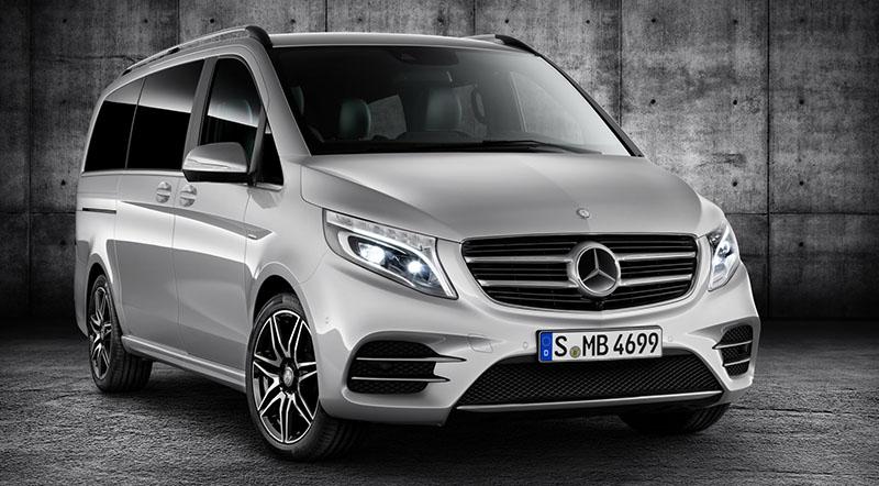 استدعاء 6300 سيارة مرسيدس فيتو بألمانيا